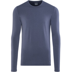Craft Essential Warm Maglietta a maniche lunghe Uomo blu